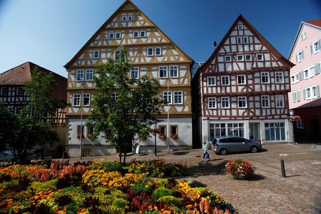 Rathaus Möckmühl