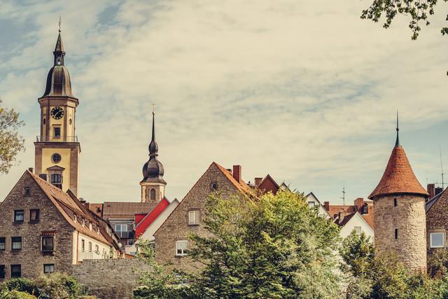 Türme der Stadt Crailsheim