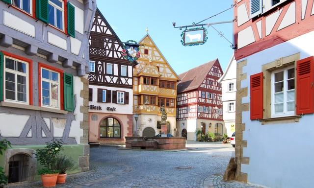 Marktplatz Neudenau